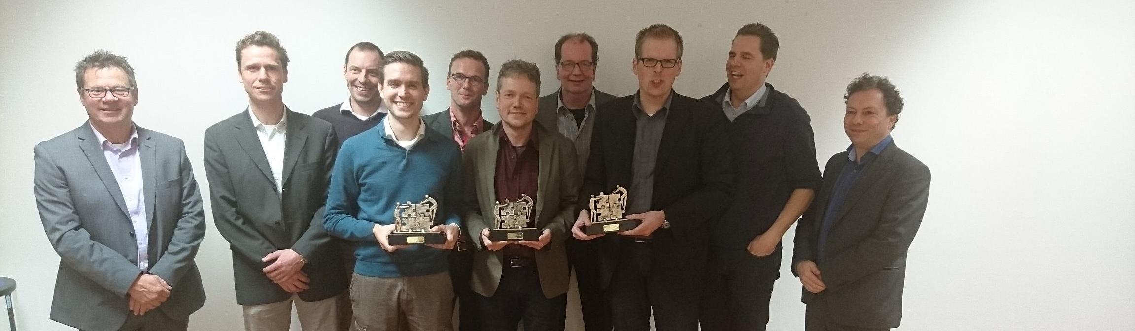 De winnaars in 2016