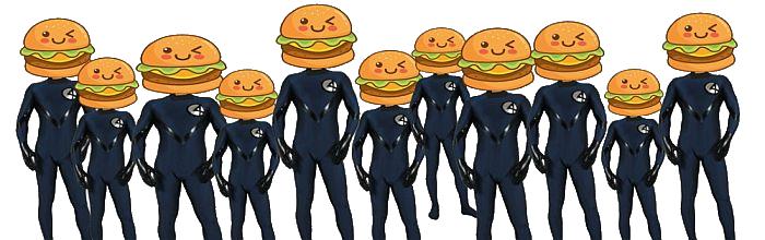 Ham-burgers
