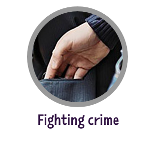 Fighting agianst high impact crime