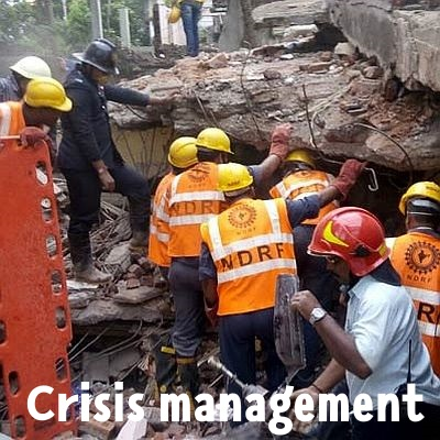 Crisis and incident management