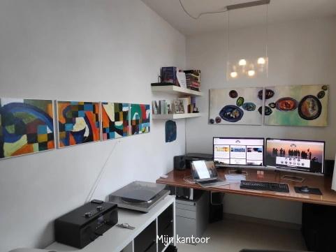 Mijn werkplek