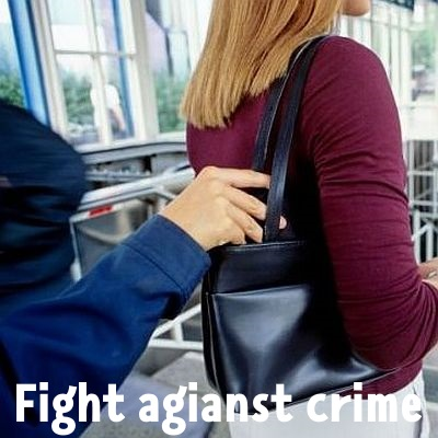 Fight against crime